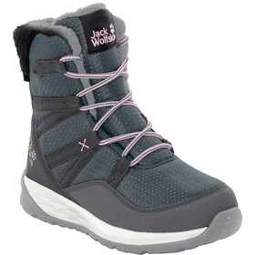 Jack Wolfskin Polar Bear Texapore High Laarzen Kinderen, pebble grey/off-white